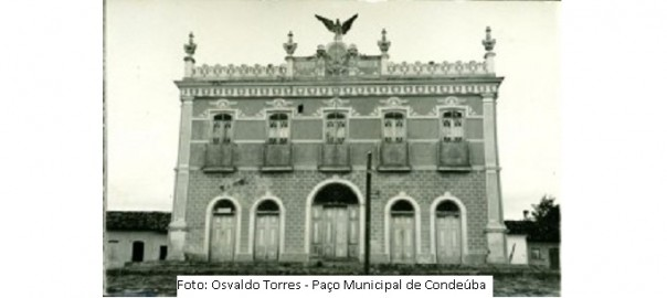 Paço Municipal Condeúba