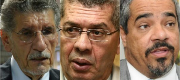 Tres-candidatos