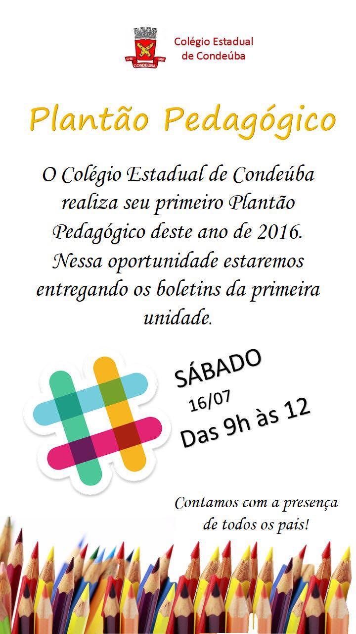 Convite Colégio Alcides