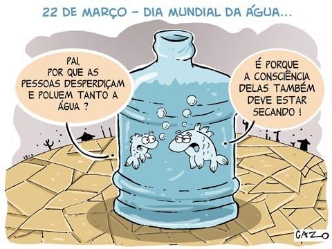 Desperdício Água2