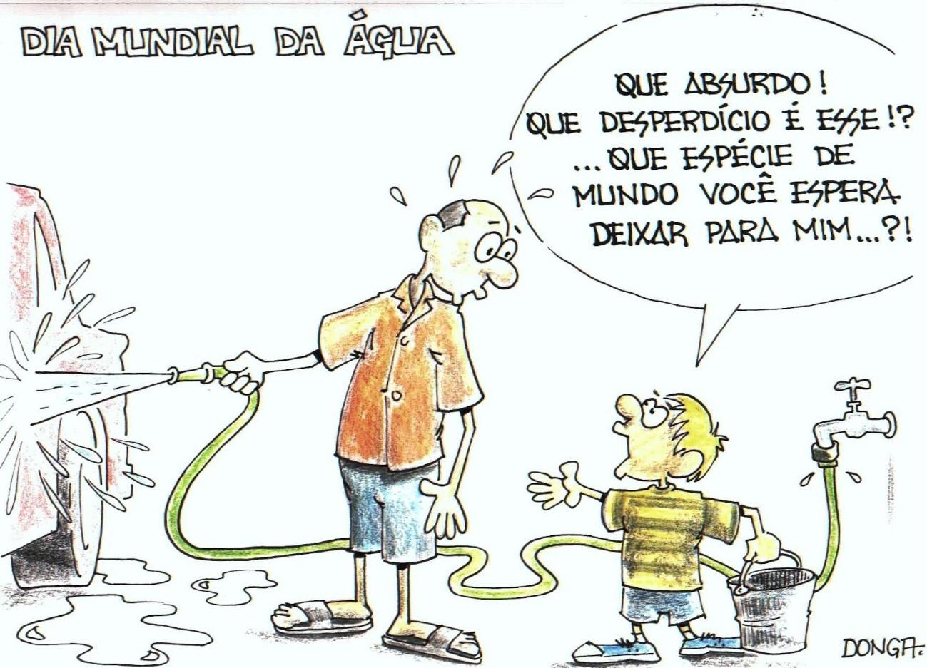 Desperdício Água3