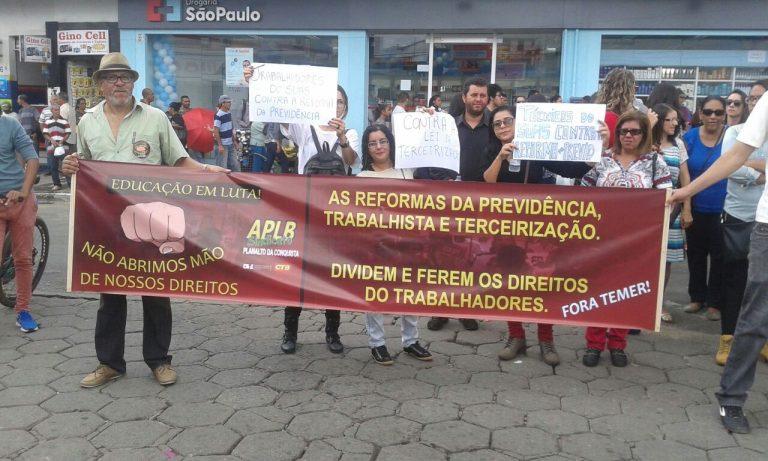 Protestos I