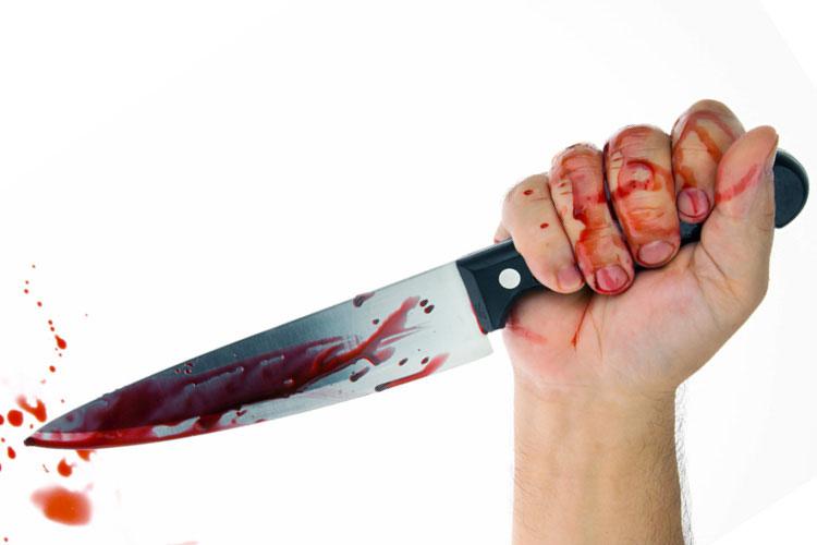 Resultado de imagem para faca com sangue