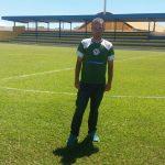 Coordenador de Esportes Alexandre Vieira